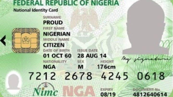 Image result for nigeria id card