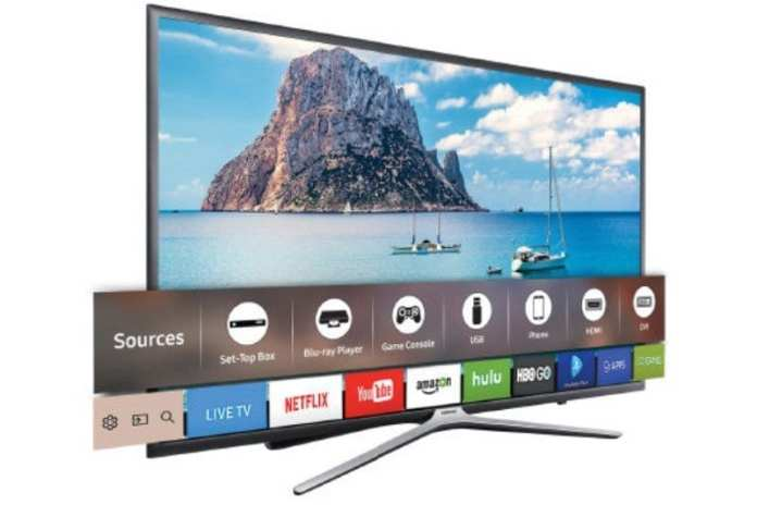 Samsung Smart TV Android OnePlus