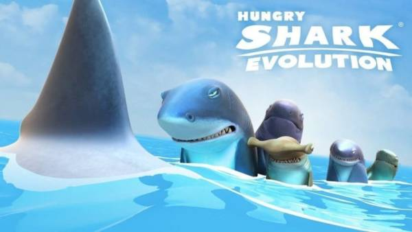 Download Hungry Shark Evolution Mod Apk Latest Version with Everything unlocked