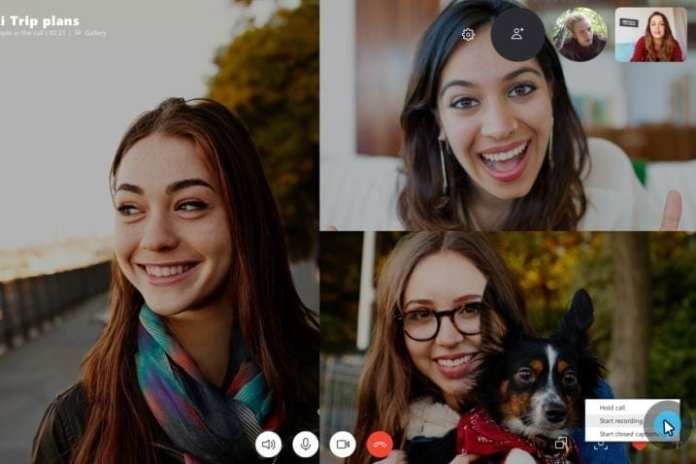 How to record calls and video calls on Skype for free