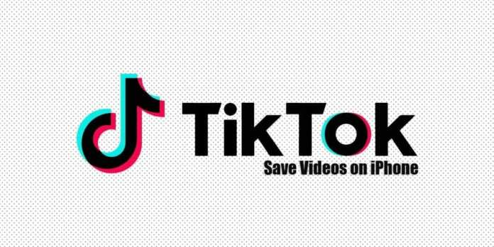 Download TikTok Videos on iphone