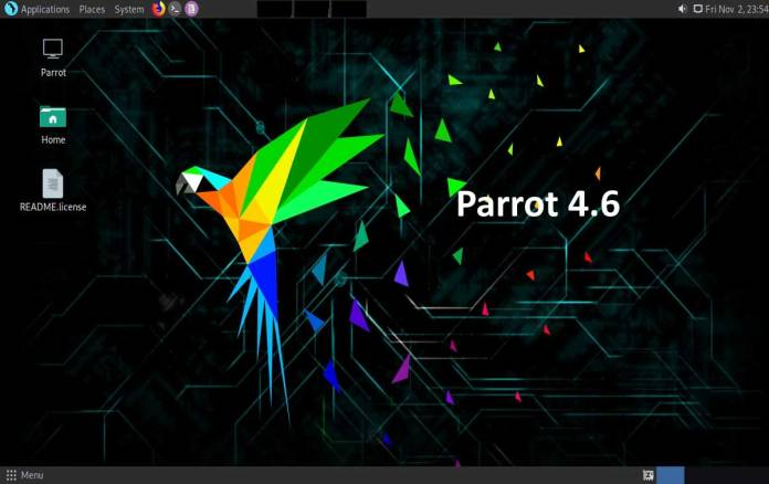 Parrot 4.6 Linux OS with KDE Desktop Has Been Released tech news