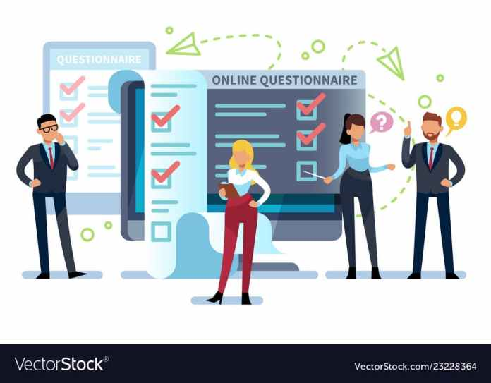 create an Online Questionnaire for free