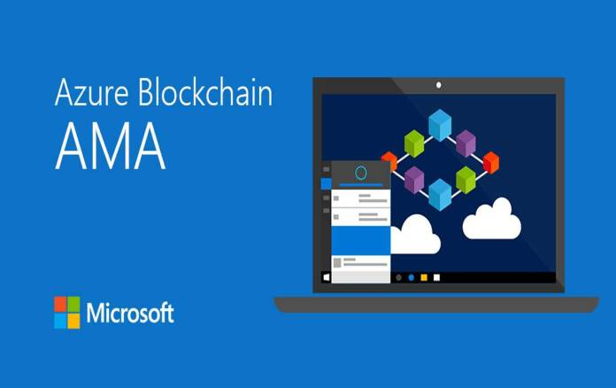Blockchain Service Launched By Microsoft In Partnership With JP Morgan