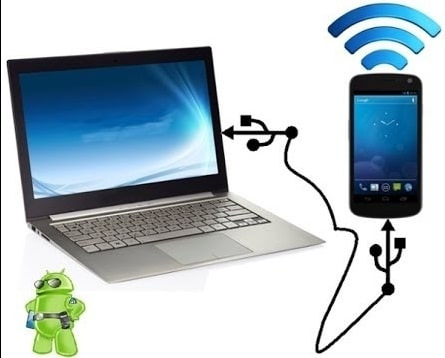 Connect Infinix Phone with PC Suite
