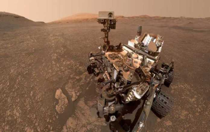 NASAs Curiosity Mars Rover Finds High Level Of Methane On Mars