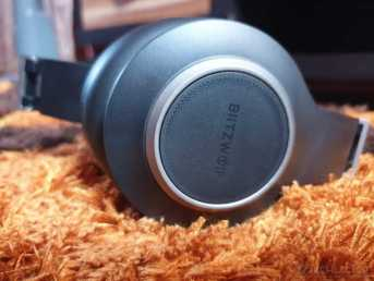 Blitzwolf BW-HP0 Bluetooth Headphone Review - 12