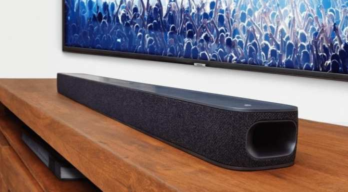 JBL and Google launch a soundbar with Android TV and Chromecast integrated