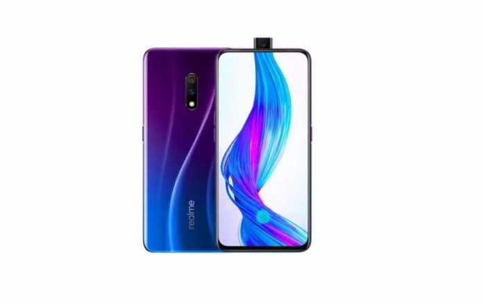 Realme X With Pop Up Front Camera 48MP Primary Camera SD 710 Launched In India