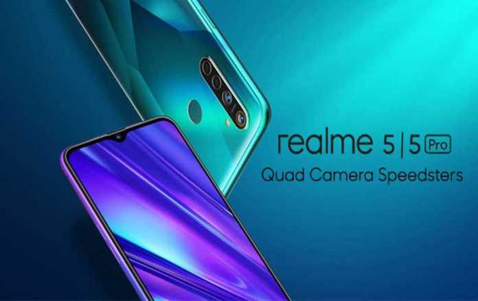 Realme 5 Realme 5 Pro Finally Launched in India Find The Price Specifications