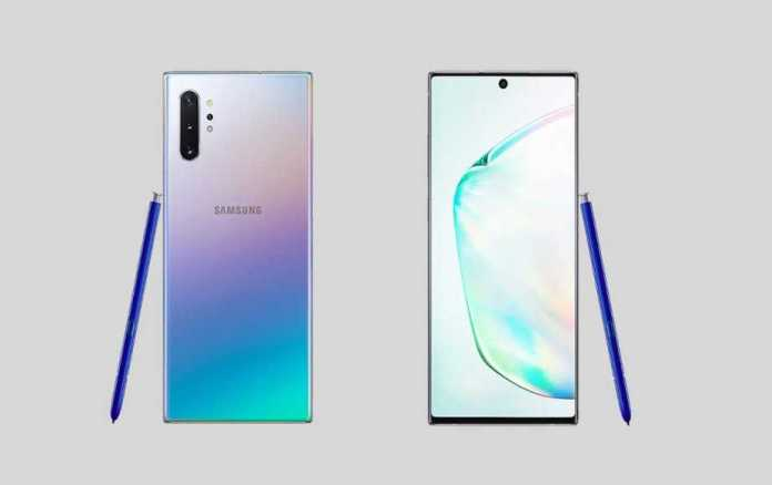 Samsung Launches Galaxy Note 10 Series Featuring Infinity O Display