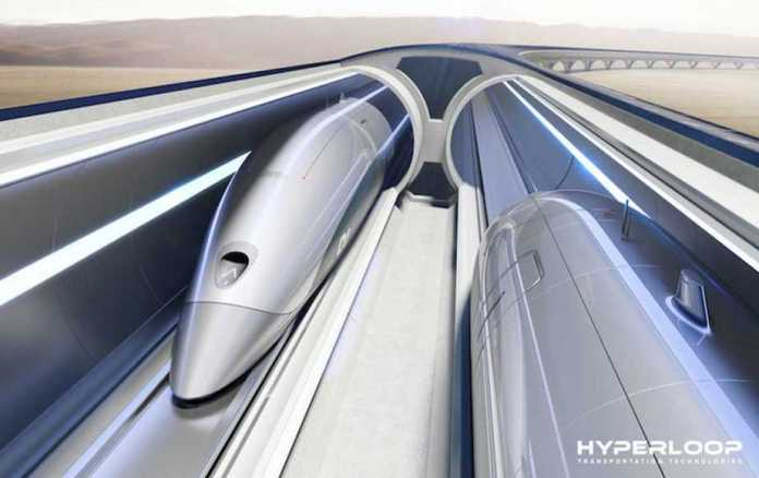 Worlds First Passenger Hyperloop System Gets Approved By India