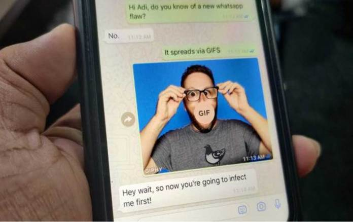 This WhatsApp Bug Can Allow The Hackers To Get Access To The Gallery Via GIFs