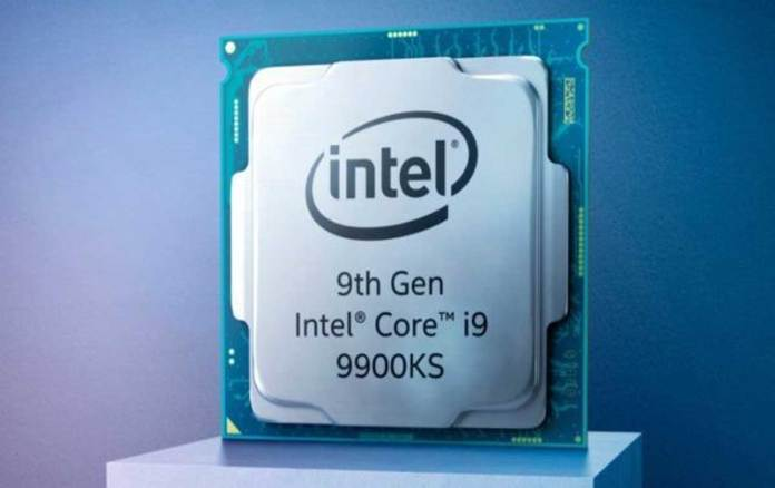 Intel's Fastest Gaming CPU Core i9-9900KS Launched @513 Dollar