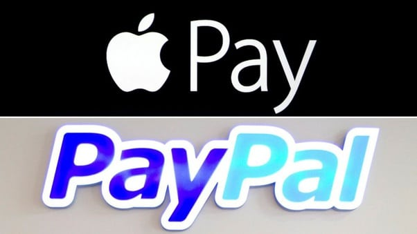 PayPal Account Apple Pay