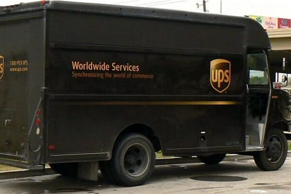 UPS Customer Care Service