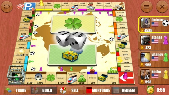 Best Monopoly Games for Android Phones and Tablets