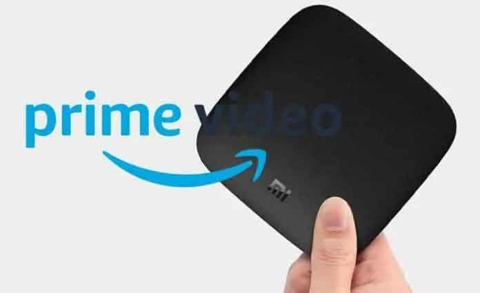 Amazon Prime Video On Xiaomi Mi Box