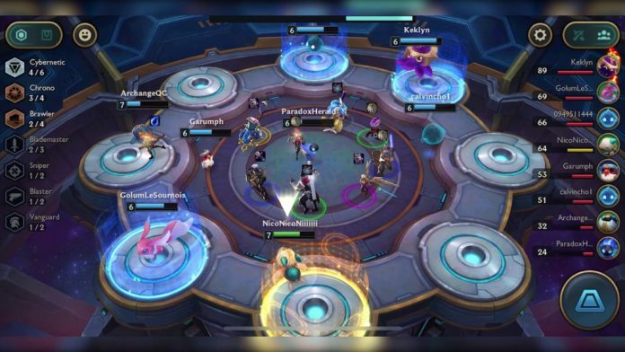 Teamfight Tactics Game2