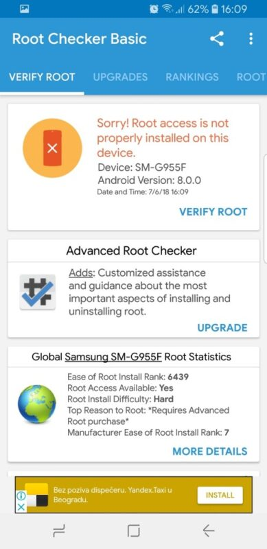Change MAC Address On Android Device