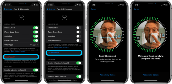 Use Face ID With Mask