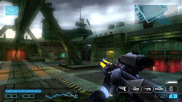 Coded Arms Contagion (2007)