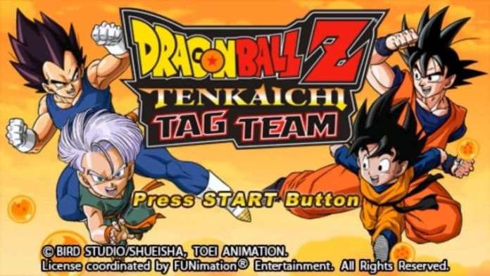 Dragon Ball Z Tenkaichi Tag Team (2010)