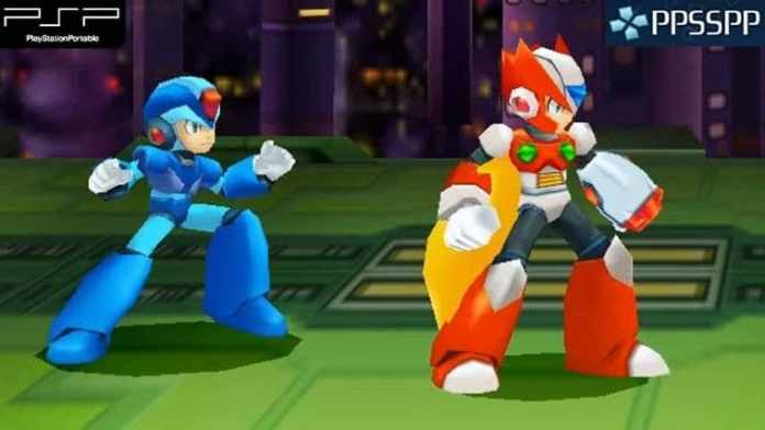 Mega Man Maverick Hunter X (2006)