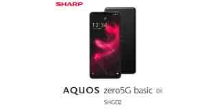 Sharp Auos Zero 5g Basic