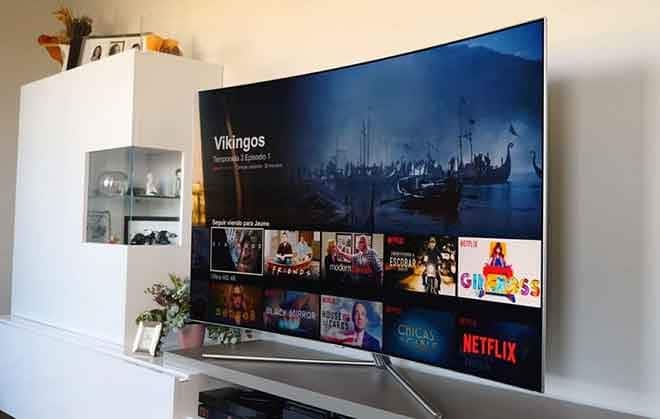 Smart Tv With Apps