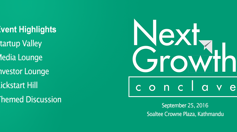 A Startup? NEXT Growth Conclave- An Event you Would not Like to Miss