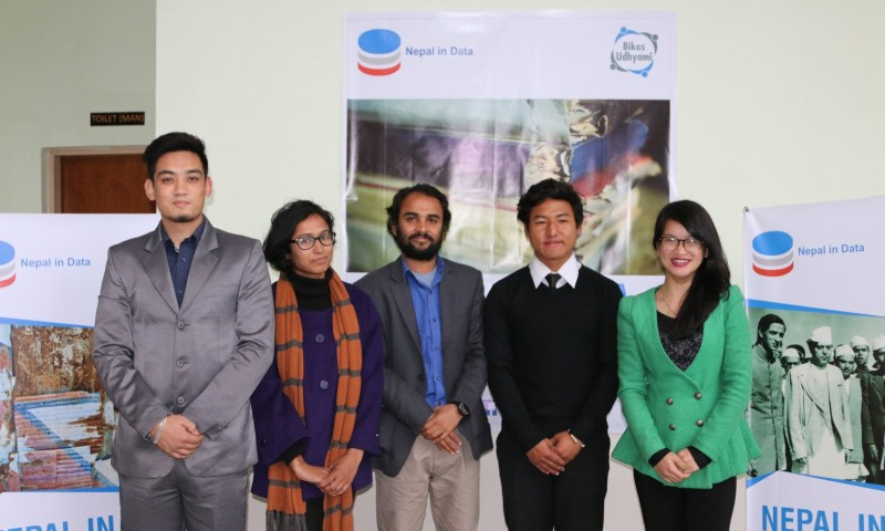 Nepal in Data Team