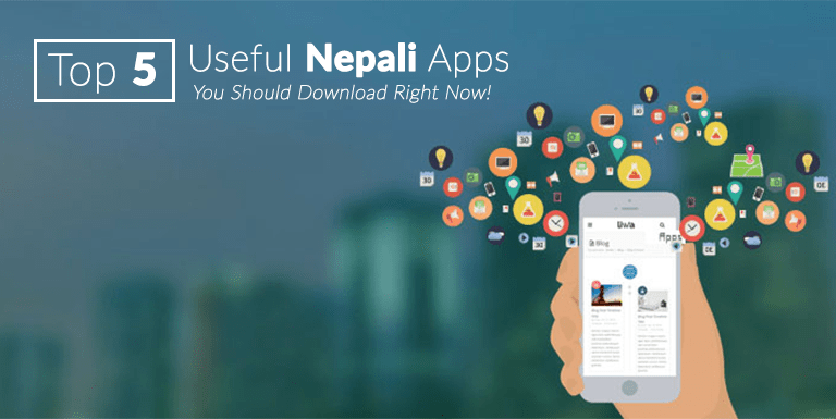 top 5 nepali apps