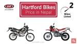 Hartford Bike price in Nepal