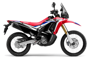 Honda CRF 250 L Rally Price in Nepal