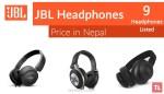 jbl headphones price in nepal