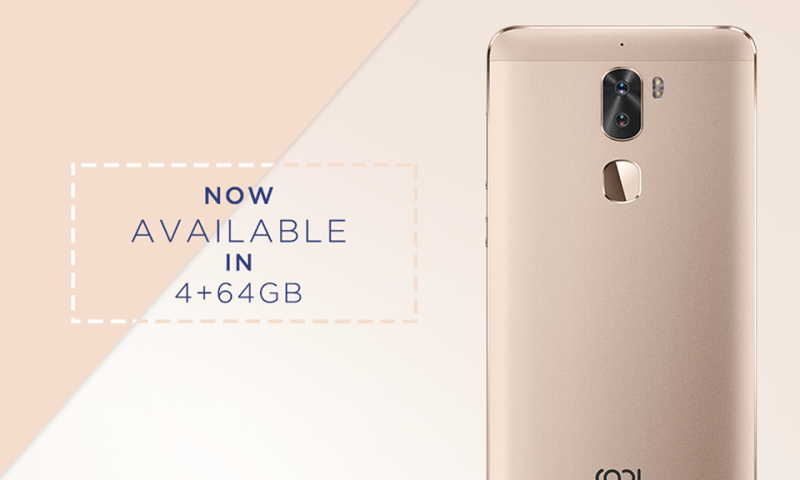 Coolpad Cool 1 With 64GB Storage Launched in Nepal