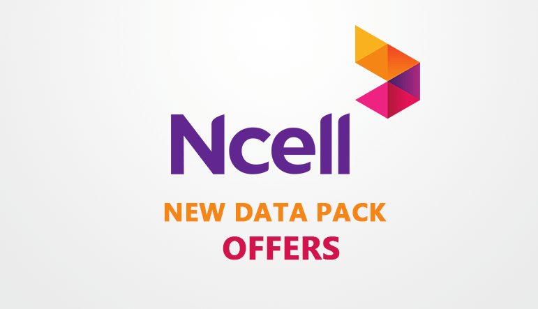 ncell data pack offers