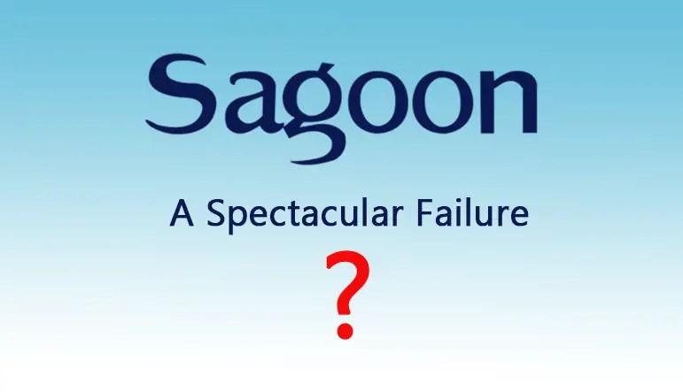 sagoon failure