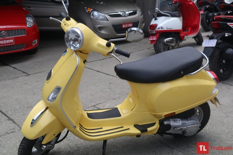 vespa lx 125 price in nepal