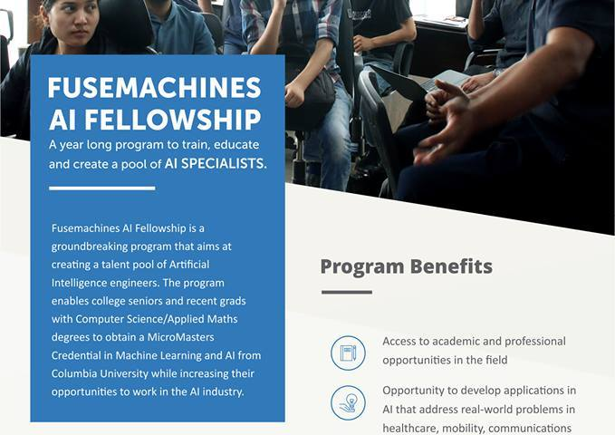 FuseMachines Nepal is Back with AI Fellowship Program
