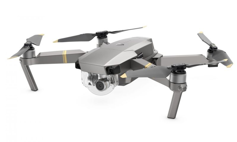 Oliz Store to Soon Launch DJI Mavic Pro Platinum in Nepal