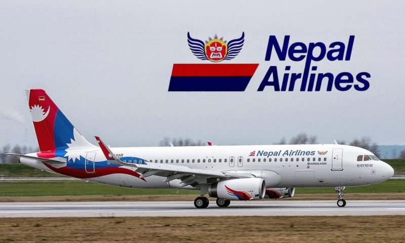 Nepal Airlines' Grounded Aircraft Heads to Singapore For Repair