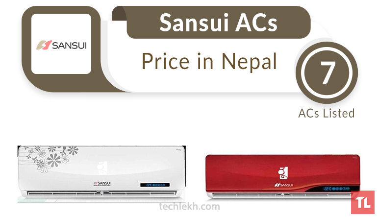 Sansui Air Conditioner Price in Nepal | 2018