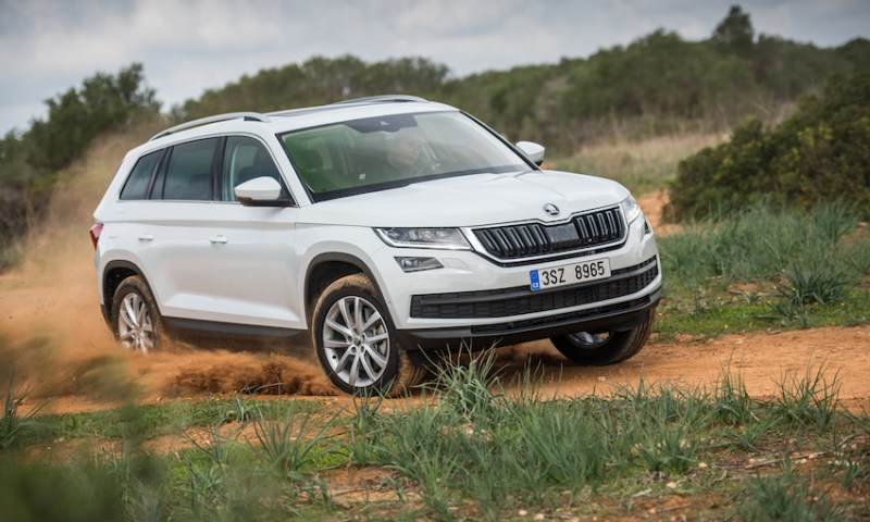 SKODA Launches Its First 7 Seater SUV 'Kodiaq' at Rs. 1.365 Crore in Nepal