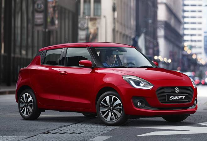 New Gen Maruti Suzuki Swift 2018 Official Bookings Open for Rs. 25,000