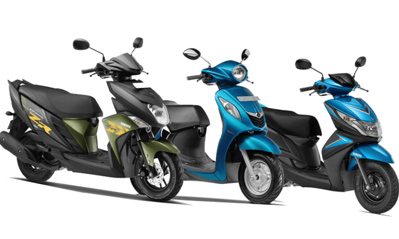 yamaha scooters price in nepal