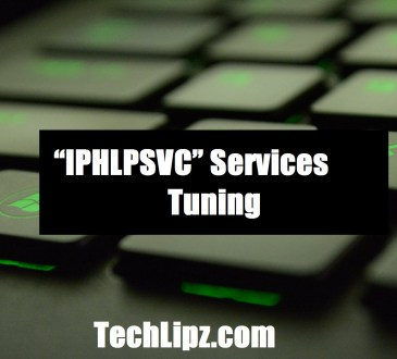 IPHLPSCVC Tuning