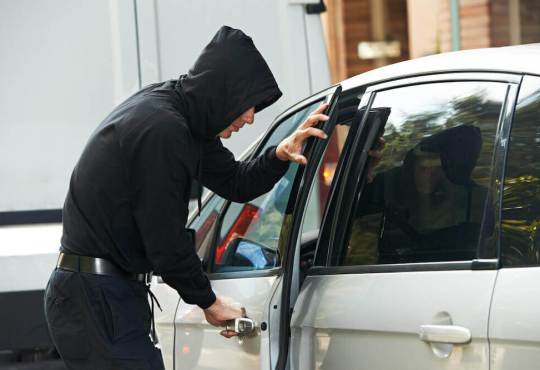 What Can I Do If My Car Is Stolen?