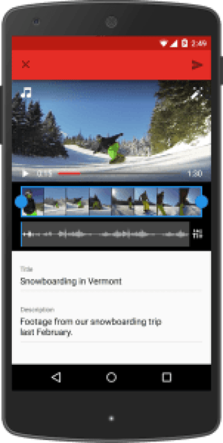 Take A Look On New Redesigned Youtube Mobile App